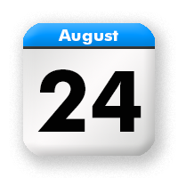 24. August 2027