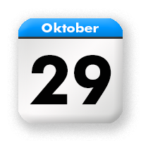 29. Oktober