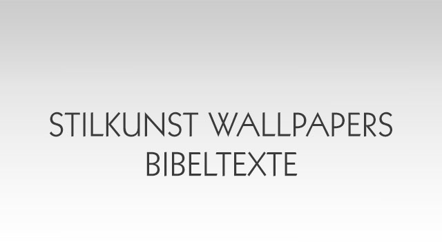Stilkunst Wallpapers